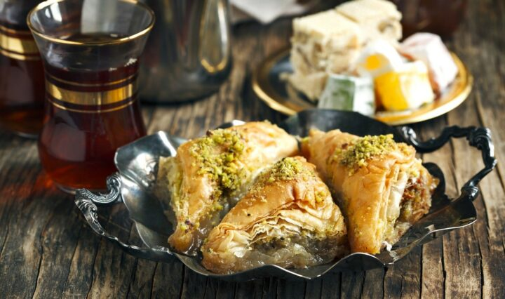 Turkey Baklava